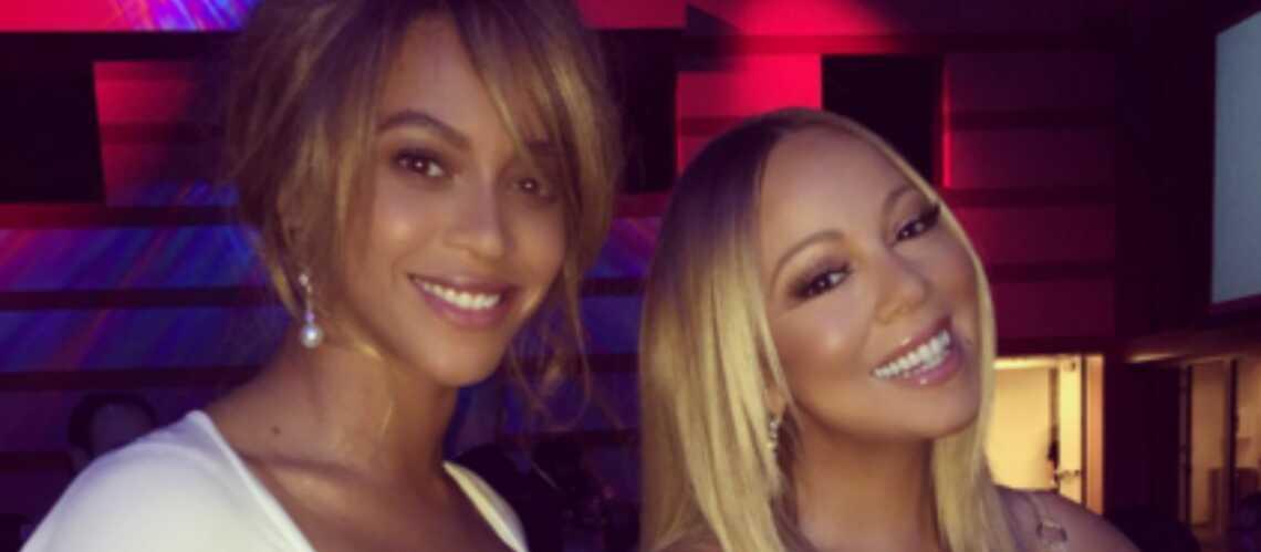 Beyoncé et Mariah Carey: un duo à venir?
