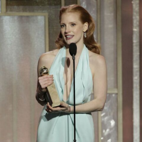 Jessica Chastain honorée