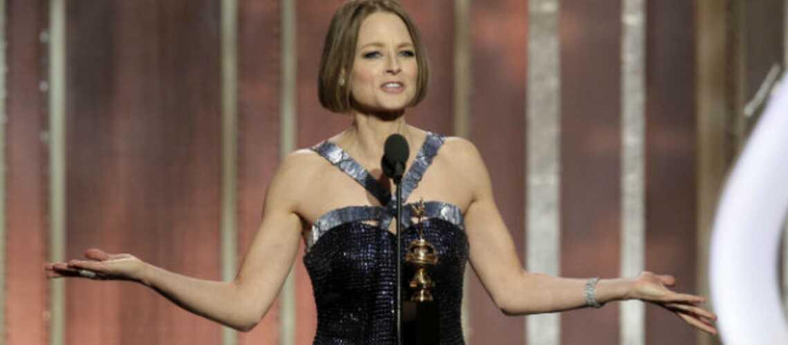 Jodie Foster évoque son homosexualité en public