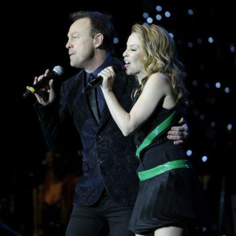 Kylie Minogue raccroche le micro