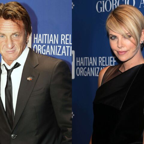 Charlize Theron et Sean Penn: c'est officiel!