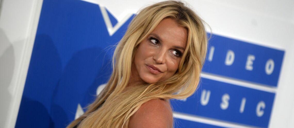 PHOTO – Britney Spears dévoile un cliché très sexy de son compagnon