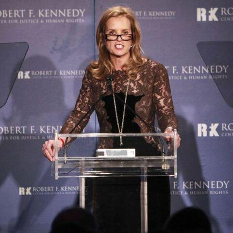 Kerry Kennedy arrêtée, la malédiction continue