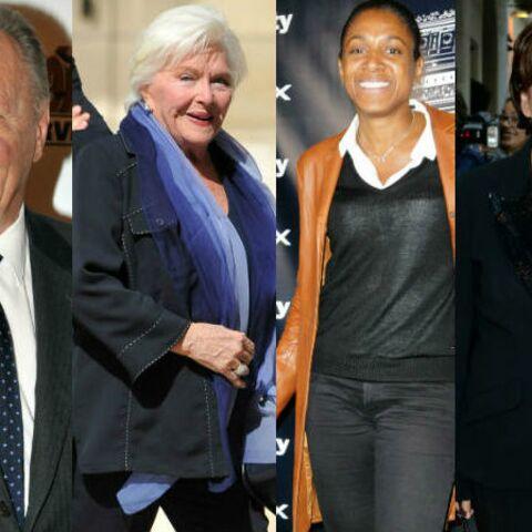 Légion d'honneur: Line Renaud, Marie-José Perec, Roselyne Bachelot et Uderzo décorés