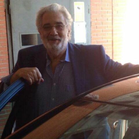 Placido Domingo de retour chez lui