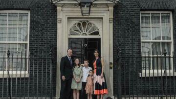 David Cameron: sa petite Florence lui vole la vedette