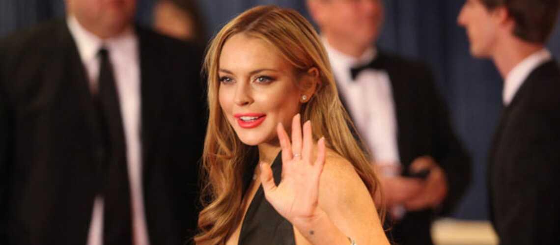 Lindsay Lohan dans The Canyons