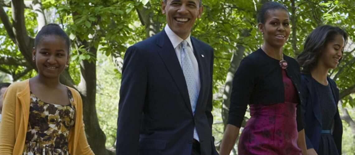 Photos- Michelle Obama souhaite une bonne fête à Barack