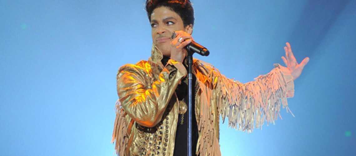 Pas de tour à Paris pour Prince