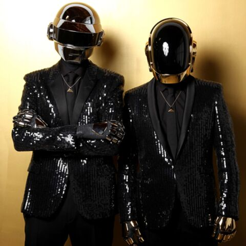 Les Daft Punk on un physique de radio