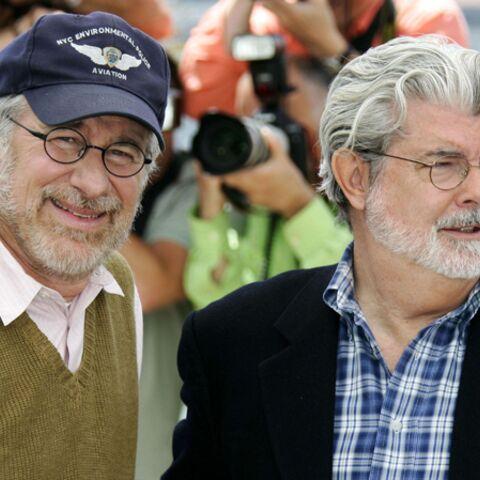 Georges Lucas et Steven Spielberg, pessimistes pour Hollywood