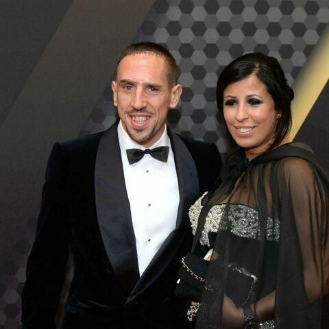 Franck Ribéry, une vidéo hot, oui, mais avec sa femme