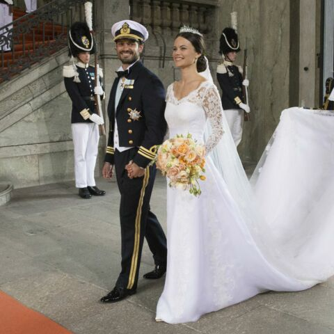 Photos- Sofia Hellqvist: tout sur sa robe de princesse