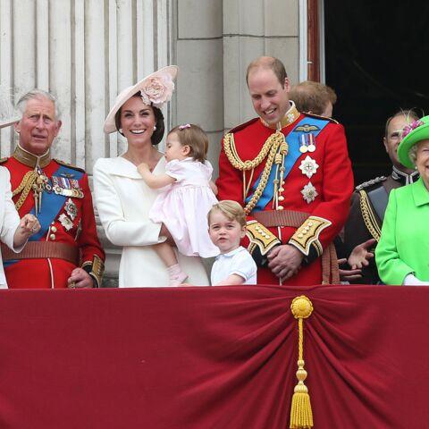 Elisabeth II, parfaitement entourée pour son anniversaire