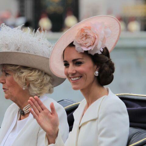 La coiffure préférée de Princesse Kate