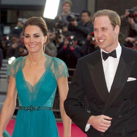 Kate et William, ambassadeurs de charme des JO
