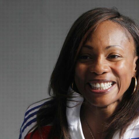 Vidéo- Laura Flessel, le sourire pour clore ses Jeux Olympiques