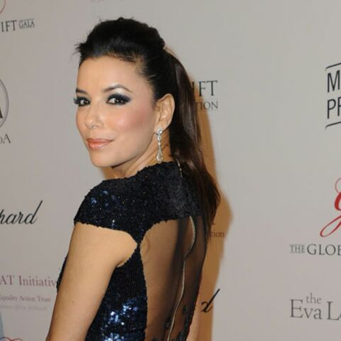 Photos- Eva Longoria illumine Paris