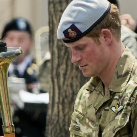 Le soldat Harry, cible des Talibans en Afghanistan