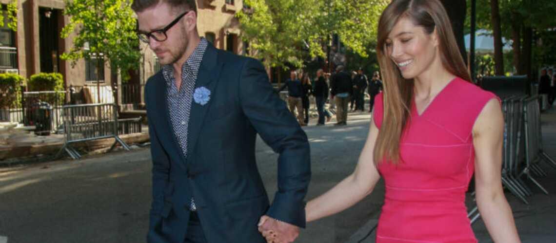 Justin Timberlake et Jessica Biel, toujours partisans d'Obama