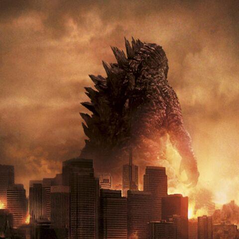 Gala a vu Godzilla **