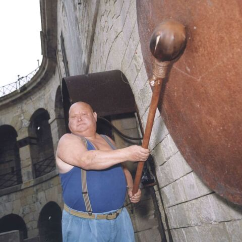 La Boule ne tournera plus dans Fort Boyard