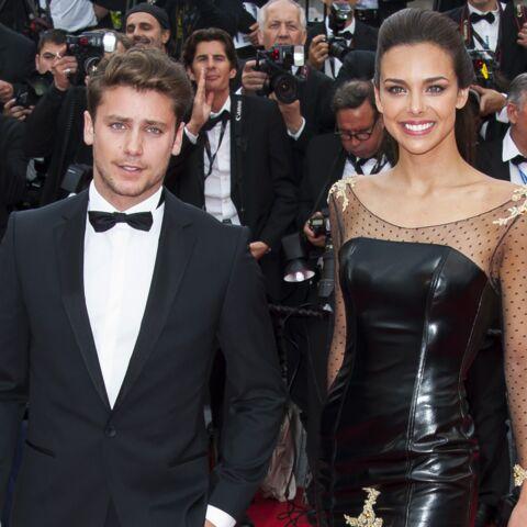 Cannes 2014 – Marine Lorphelin et Bastien Baker, leur soirée complice