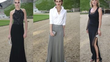 Photos – Soirée royale pour Emma Watson, Kate Moss et Cara