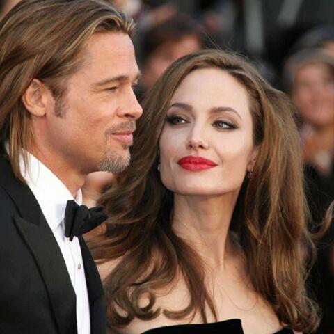 """Angelina Jolie offre un cadeau """"symbolique"""" à son nouvel époux"""
