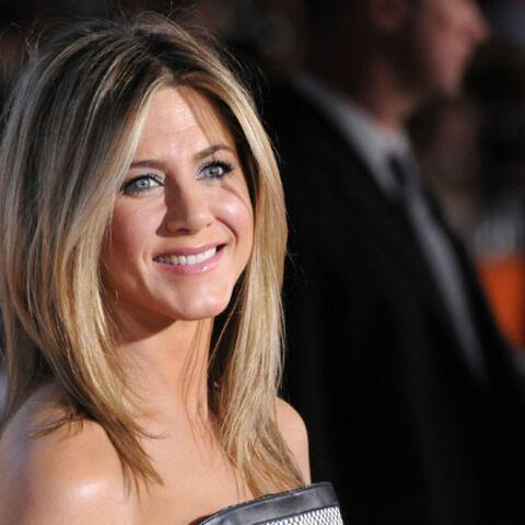 Jennifer Aniston, «peel» dans la tendance beauté