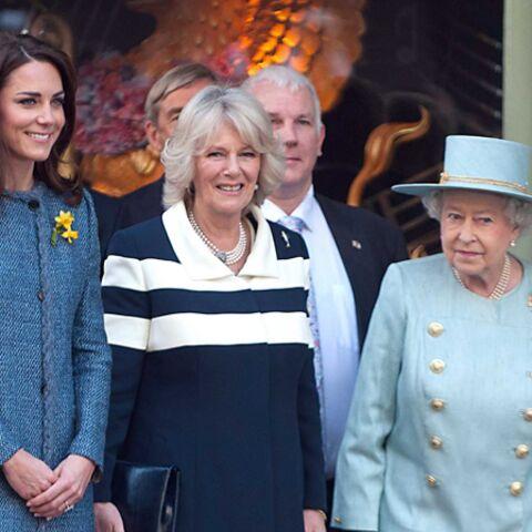Elisabeth II, Camilla et Kate révèlent leur union sacrée