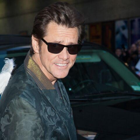 Jim Carrey à pas de géant