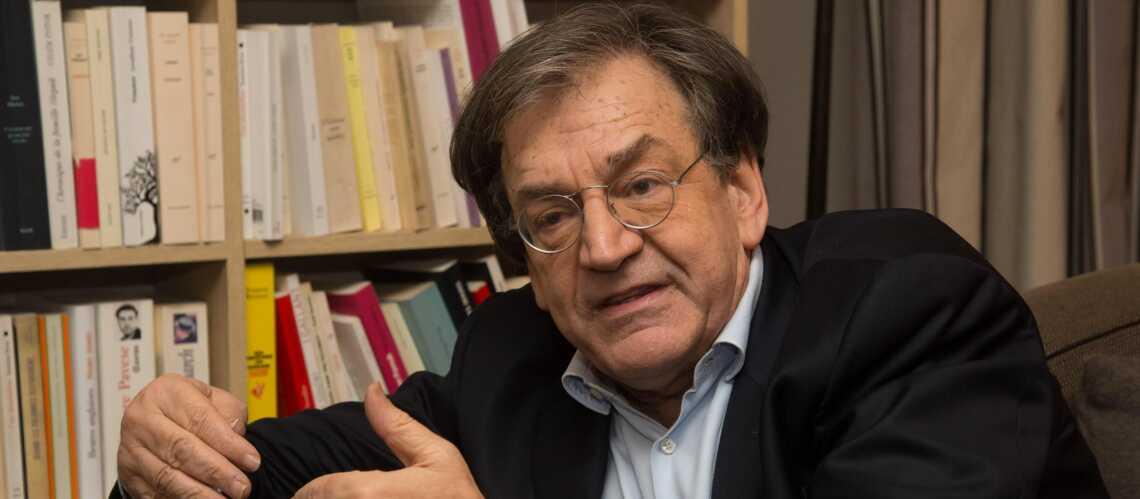 Alain Finkielkraut entre à l'Académie française