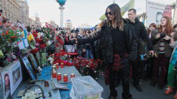 Vidéo – Jared Leto soutient les Ukrainiens