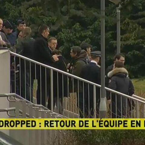 Dropped: Les rescapés sont arrivés à Roissy