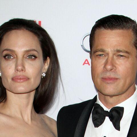 Brad Pitt et Angelina Jolie se reparlent: leurs enfants, c'est la priorité