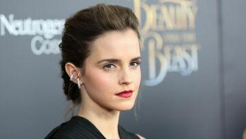 PHOTOS – Emma Watson, chignon rock et bouche incendiaire à New York