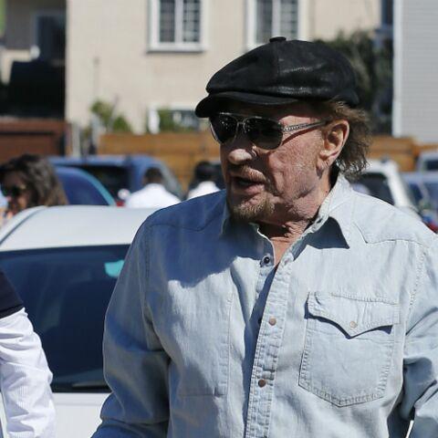 Johnny Hallyday: «Je ne vais pas me laisser emmerder par la mort»