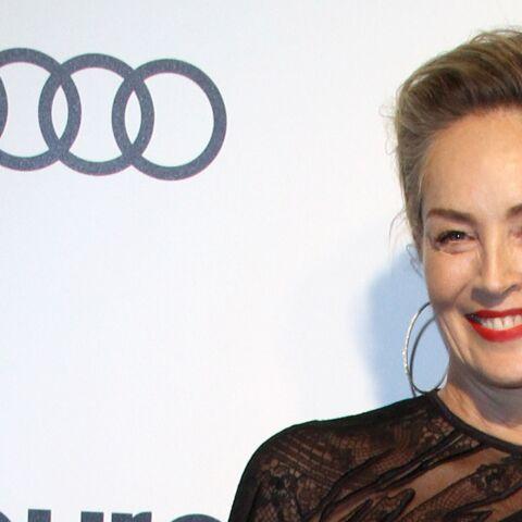 PHOTOS – Sharon Stone, entourée de ses trois fils pour son anniversaire