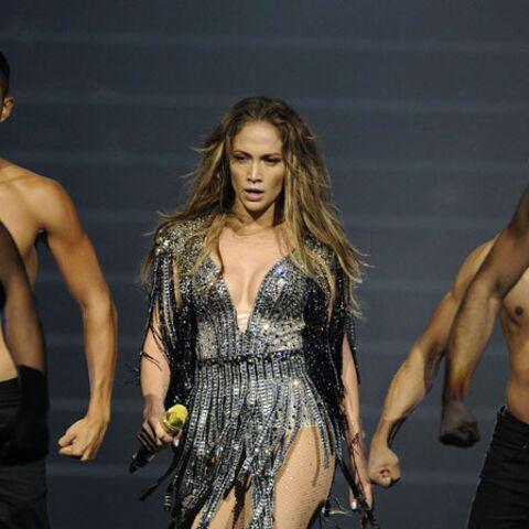 Jennifer Lopez, amoureuse de son danseur