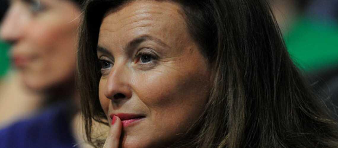 Valérie Trierweiler entendue par la police