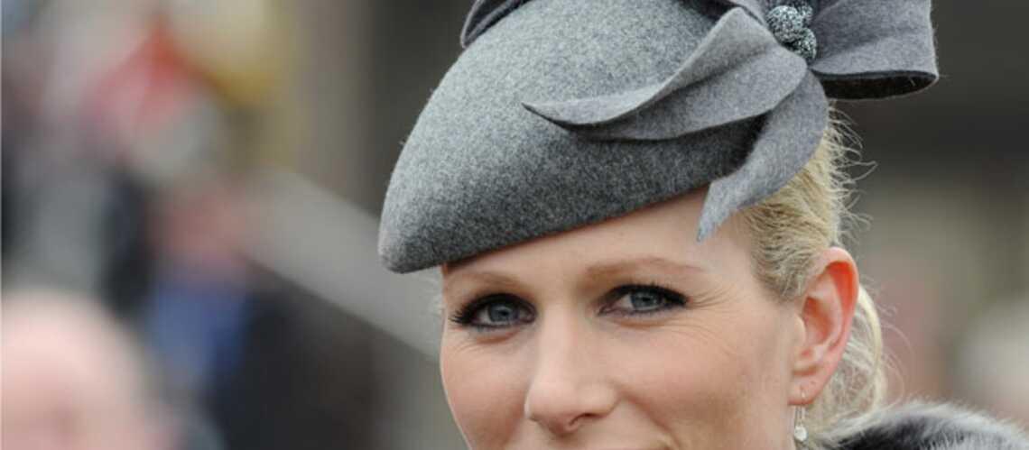 Fashion faux pas pour Zara Phillips