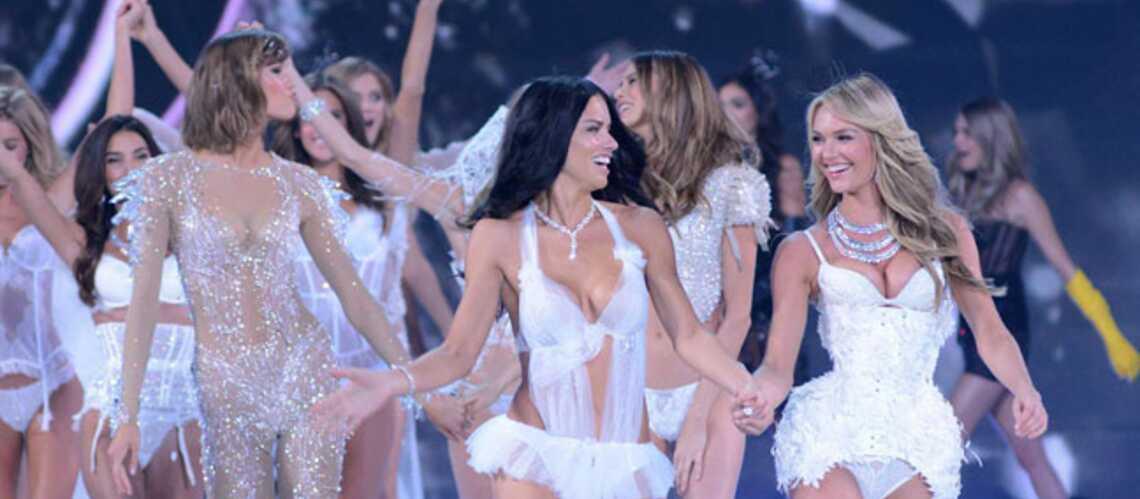 Photos – Karlie Kloss, Adriana Lima, reines des neiges sexy