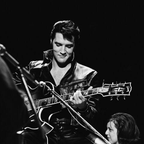 Elvis Presley: son premier enregistrement à vendre!