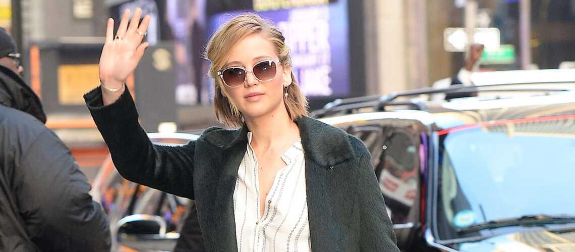 T'as le look… Jennifer Lawrence!