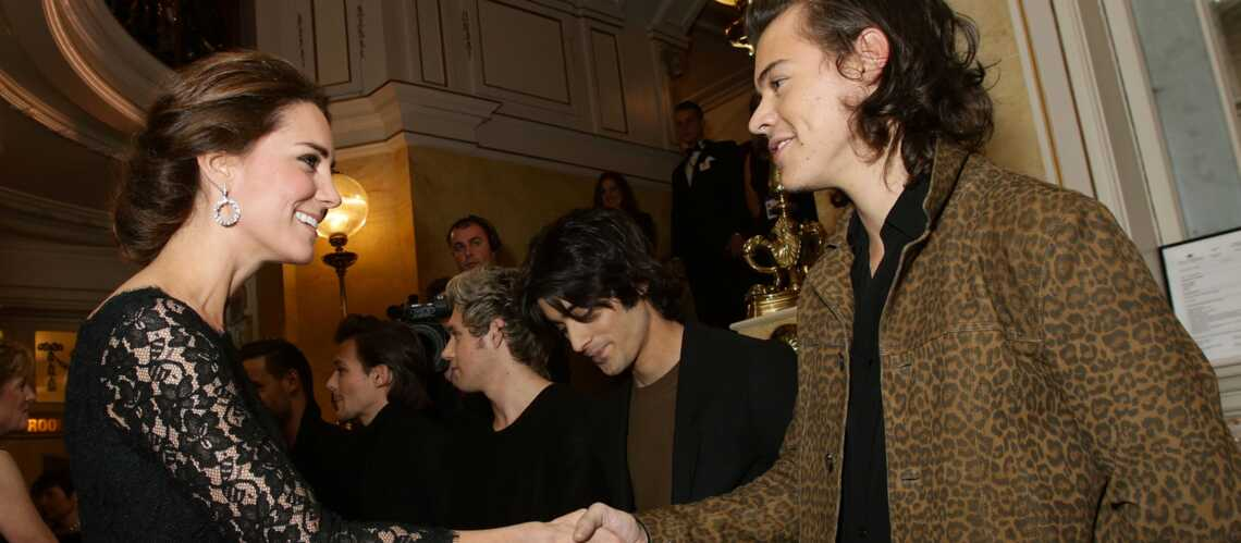Quand princesse Kate rencontre Harry