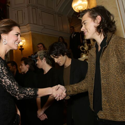 Quand princesse Kate rencontre Harry