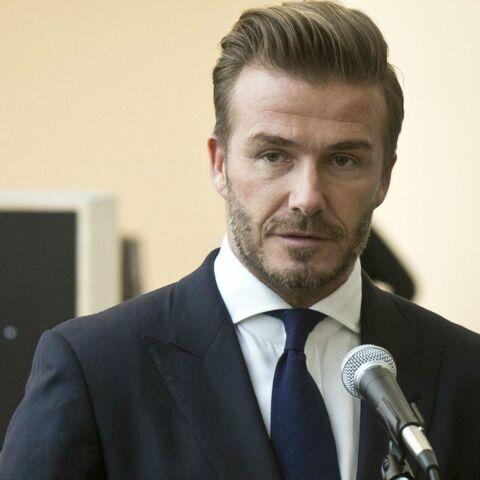 David Beckham bouleversé par les attentats de Paris