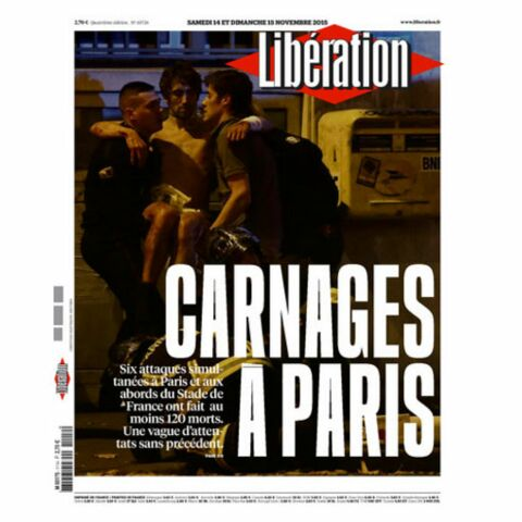 Attentats à Paris: la presse sous le choc