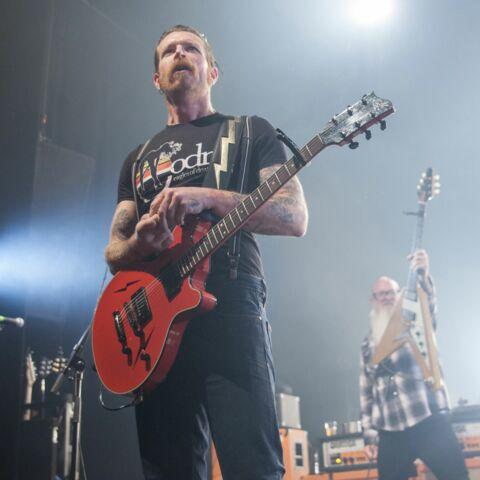 Exclu – Eagles of Death Metal: les photos du groupe avant la tuerie au Bataclan